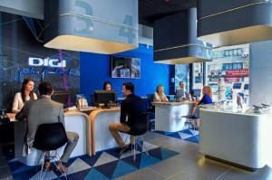 DIGI a imprumutat 163 de milioane de euro prin Citibank si ING