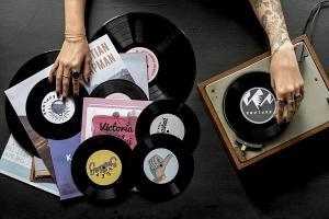Discurile de vinil, din nou pe piata