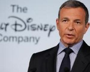 CEO-ul Disney, Robert Iger, merge mai departe