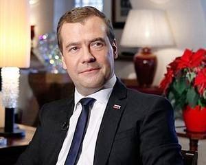 Dmitri Medvedev: Occidentul se comporta ca un taur intr-un magazin de portelanuri