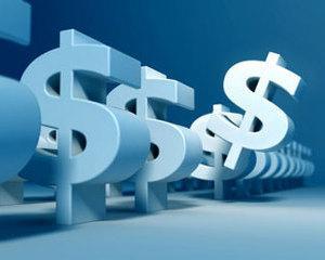 Dolarul american si lira sterlina ating noi maxime