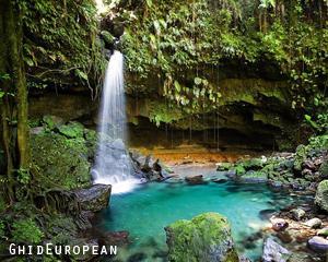 10 locuri unde sa fugi  de iarna din Romania: Dominica