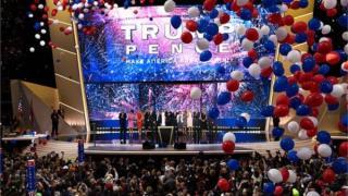 Donald Trump e oficial candidatul Partidului Republican la alegerile prezidentiale din 3 noiembrie