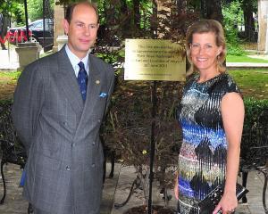 Portland Trust a donat 10.000 de euro catre Hospice Casa Sperantei