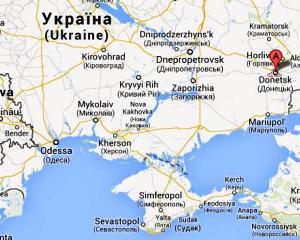 Referendum in Ucraina: Aproape 90% din voturi ar sustine independenta regiunii Donetk