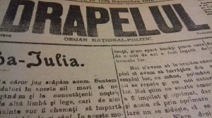 Centenarul Marii Uniri: Astazi, acum 100 de ani. Cum se vedea Romania in presa de acum un veac (XIX)