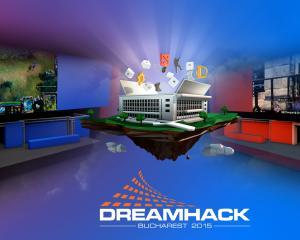 DreamHack Bucharest 2015: programul complet pentru cel mai mare turneu de sporturi electronice