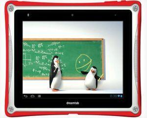 DreamWorks isi va lansa propria tableta in primavara, denumita Dreamtab