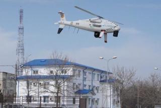 Frontiera maritima a Romaniei va fi supravegheata cu drone de mari dimensiuni
