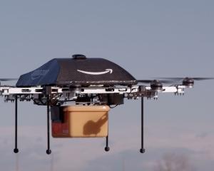 Deutsche Post testeaza propriile drone-curier