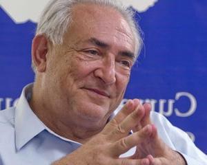 Fostul sef al FMI, Dominique Strauss-Kahn, va fi consilierul guvernului sarb