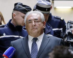 DSK revine: Strauss-Kahn a inaugurat o banca in Sudanul de Sud
