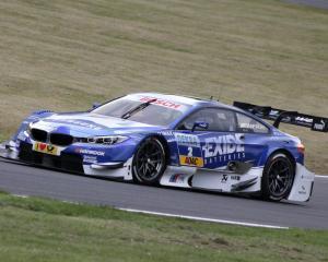 """BMW M4 DTM, """"fiara"""" BMW pentru DTM"""