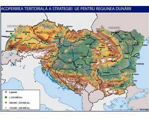 Dragnea: Proiectele pentru strategia Dunarii, o prioritate