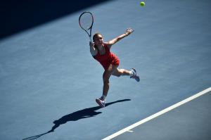SIMONA HALEP s-a CALIFICAT in Semifinalele Australian Open