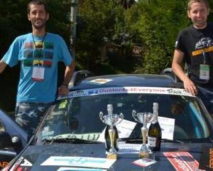 O noua victorie pentru Duster 4x4 Everyone la Muscel Adventure Trophy