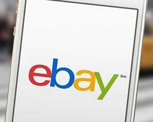 Profiturile eBay, in scadere
