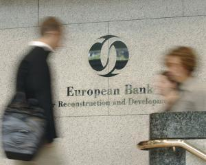 Investitiile facute de BERD in Romania au urcat pana la 592 milioane de euro