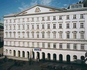 Pretul actiunilor Erste Bank a crescut cu 4,14 procente la BVB