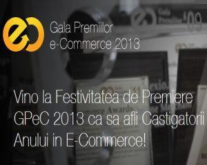 Ultimele 7 zile de inscrieri la GPeC 2013 - Evenimentul Anului in E-Commerce