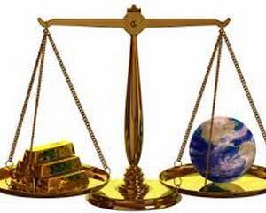 Economia globala, trasa in jos de zona euro