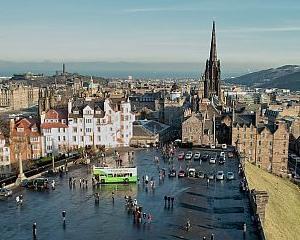 Editorial Dan Manusaride: Edinburgh-un oras sub semnul culturii si al afacerilor