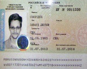 "Un fost agent KGB: ""Rusii l-au ademenit pe Snowden la Moscova"""