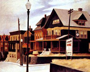 Un tablou semnat de Edward Hopper s-a vandut cu 40,5 milioane dolari