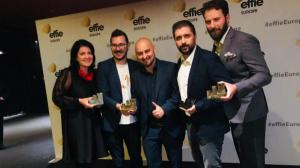 Leo Burnett si Telekom Romania, premiate cu doua trofee la Effie Awards Europe 2019