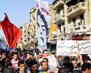 Protestele din Egipt au avut succes: Presedintele, inlaturat de la putere de catre armata
