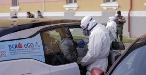 Grupul BCR pune la dispozitia spitalelor si a personalului medical masinile din flota de car sharing electric