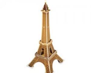 60 de tone de brelocuri cu Turnul Eiffel, confiscate la Paris