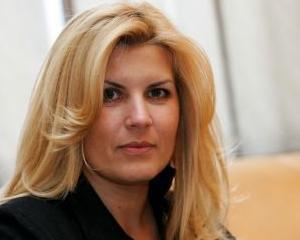 Elena Udrea la Constanta: Tinta PMP la prezidentiale - 20% in acest judet