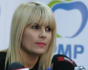 Elena Udrea: Daca ajung presedinte, Basescu nu va fi premier