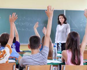 Pentru clasa pregatitoare s-au inscris peste 130.300 de copii