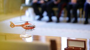 MAI cumpara din fonduri europene 10 elicoptere pentru operatiuni medicale si de cautare-salvare
