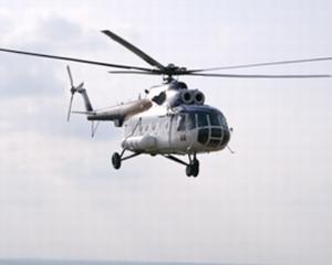 Elicopterele MAI au rezolvat urgentele din Buzau si Vrancea