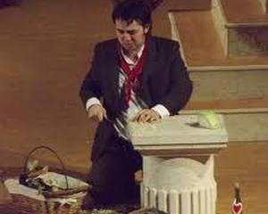 Elixirul Dragostei, la Iasi, sub bagheta maestrului Cristian Orosanu
