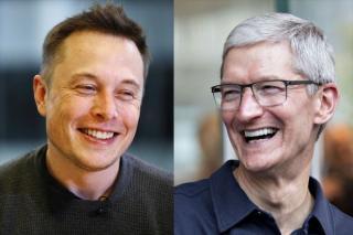 Surpriza din spatele usilor unde oamenii de rand nu au niciodata acces: Elon Musk ar fi vrut sa ajunga CEO-ul Apple, dar i s-a inchis telefonul in nas