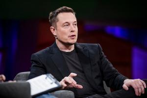 Elon Mask a reusit sa-si scufunde compania pe bursa