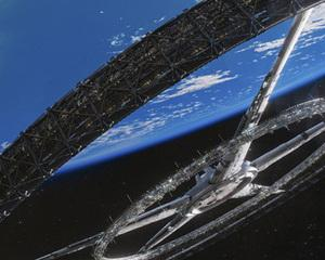 Elysium, un Beverly Hills extraterestru al anului 2154