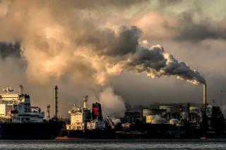 Anul trecut, cel mai mare poluator cu dioxid de carbon rezultat prin arderea combustibililor fosili dintre toate tarile membre UE a fost Germania