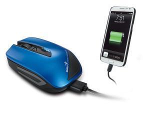 Energy Mouse, gadgetul care navigheaza si iti incarca smartphone-ul
