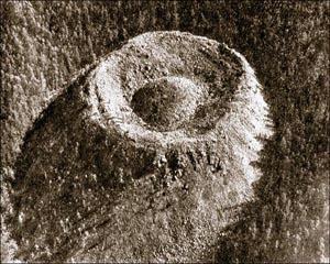 Enigma: un crater