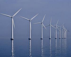 Energia eoliana din Romania, a zecea din Uniunea Europeana