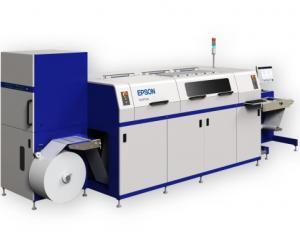 Epson va lansa noua gama de prese digitale pentru etichete in cadrul LabelExpo 2013