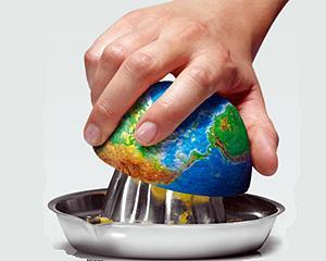 """Omenirea traieste """"pe datorie"""" ecologica"""