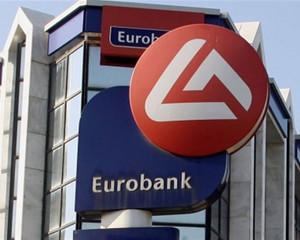 Eurobank a castigat 4,3 milioane de euro din afacerile din Romania