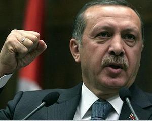 """Premierul Turciei are probleme cu americanii dupa ce i-a numit pe protestatari """"teroristi"""""""