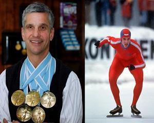 23 februarie 1980: Patinatorul Eric Hayden intra in istoria J.O. castigand 5 medalii de aur
